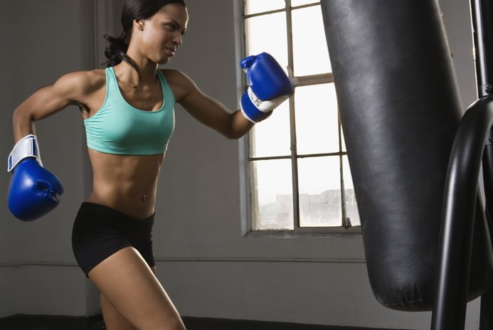 Punching Bags & Tennis Elbow