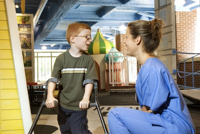 Careers With Disabled Children