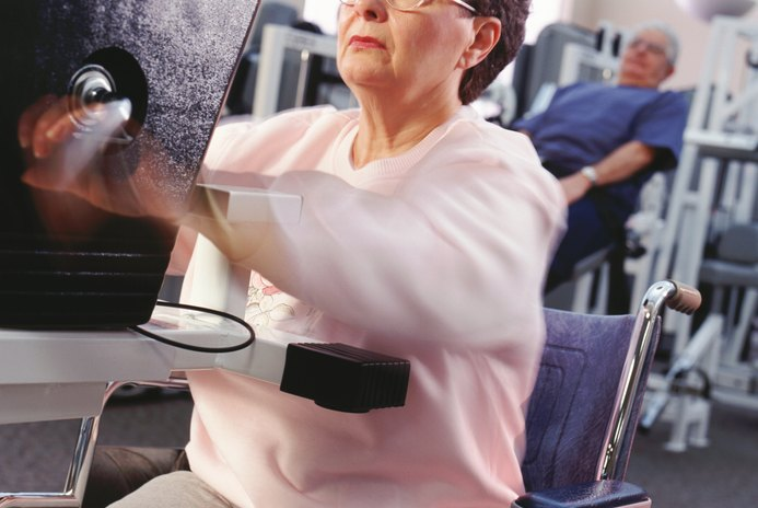 Chair-Bound Exercise Workouts