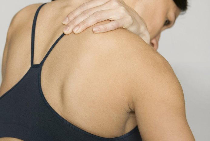 Stretches for Upper Back Shoulder Tension