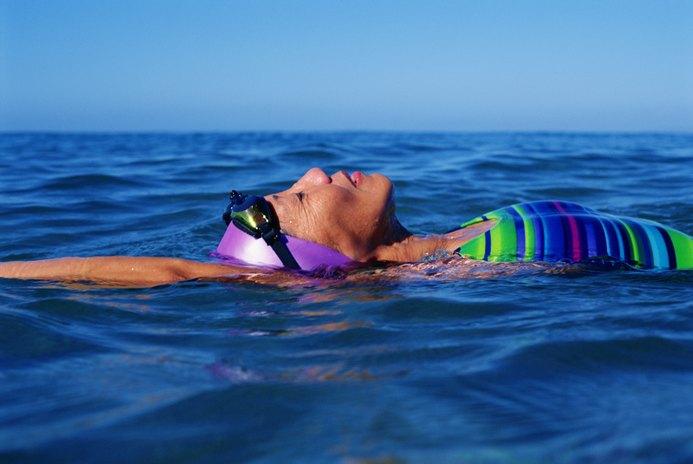 Hot Yoga Vs. Swimming