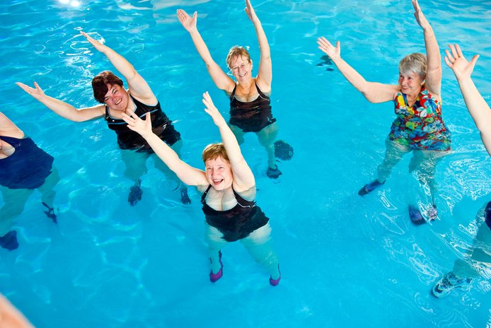 Swimming as a Therapeutic Exercise
