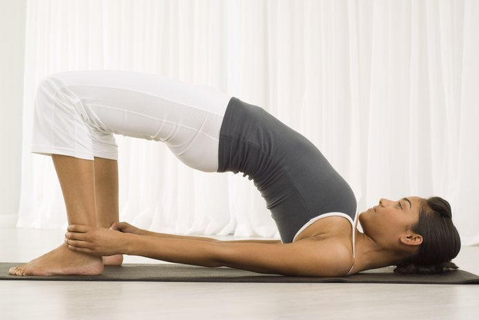 Yoga Poses for a Flat Stomach