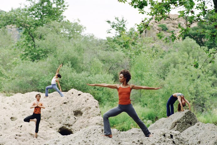 Yoga for the Legs, Hamstrings & Pyriformis