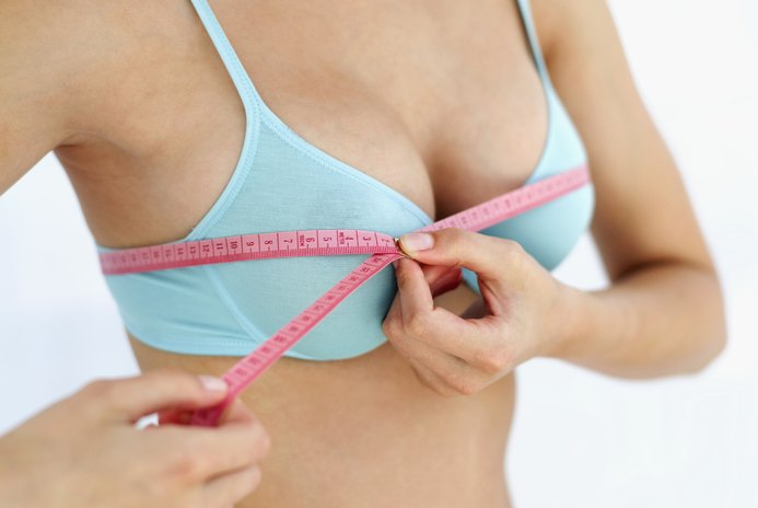 How to Increase Your Chest Size & Keep a Toned Tummy