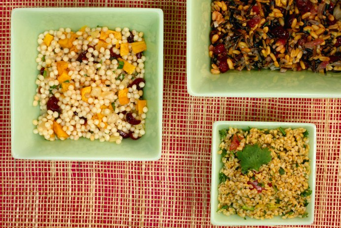 Serving Sizes for Cooked vs. Uncooked Israeli Couscous