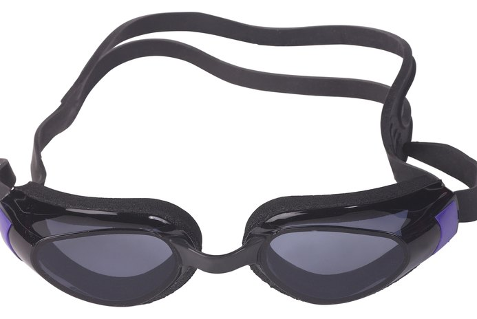How to Attach the Band on Swimming Goggles