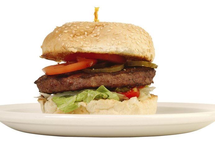 What Are the Health Benefits of Hamburgers?