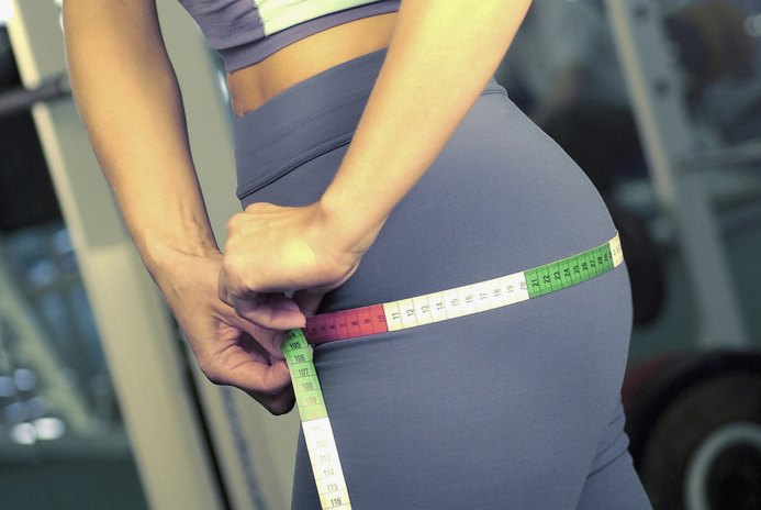 How to Lose 20 Pounds From Thighs & Stomach