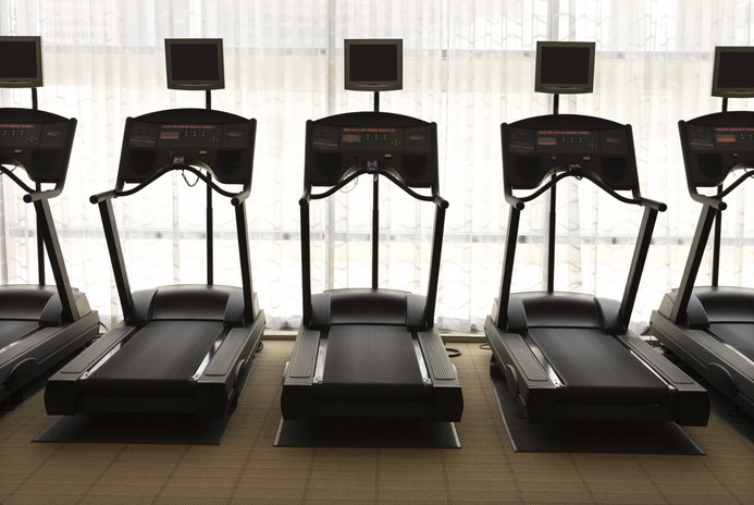 The Treadmill Speed for Toning Legs