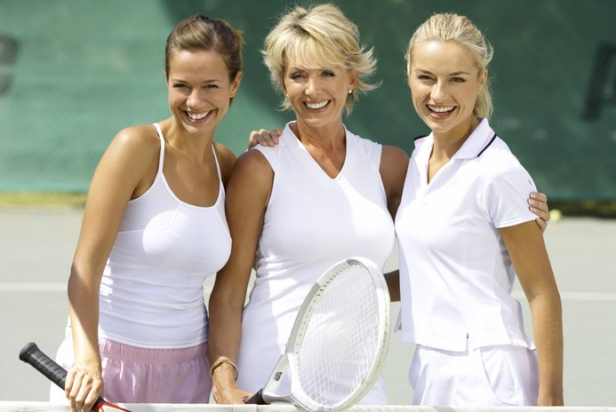 Tennis Drills for Adults