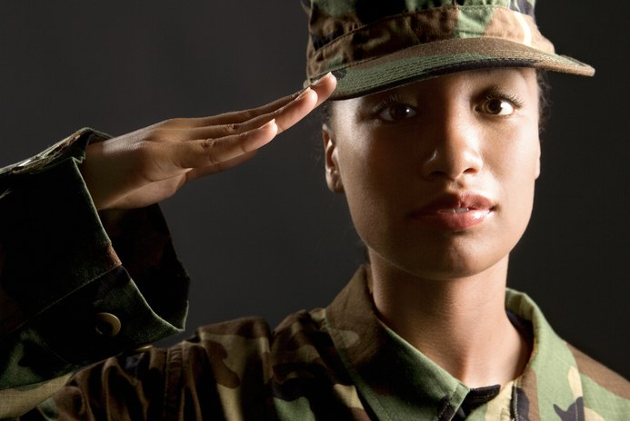 Jobs for Females in the Army