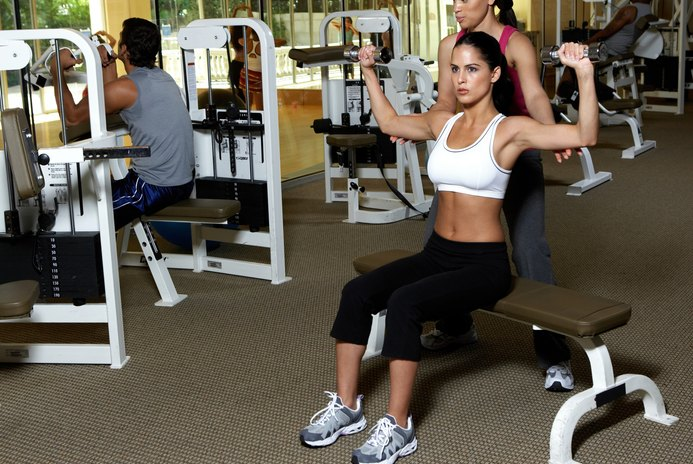 Weight Bench Workout Exercises