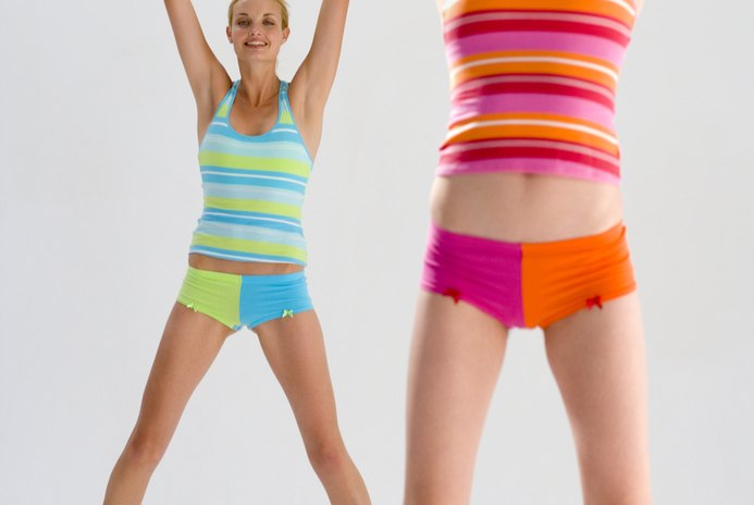 Jumping Jacks & Joints