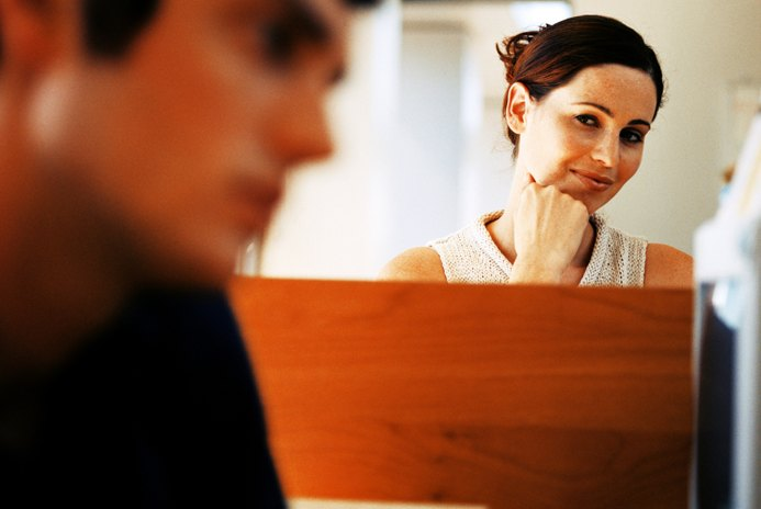 How to Overcome Attraction at the Workplace