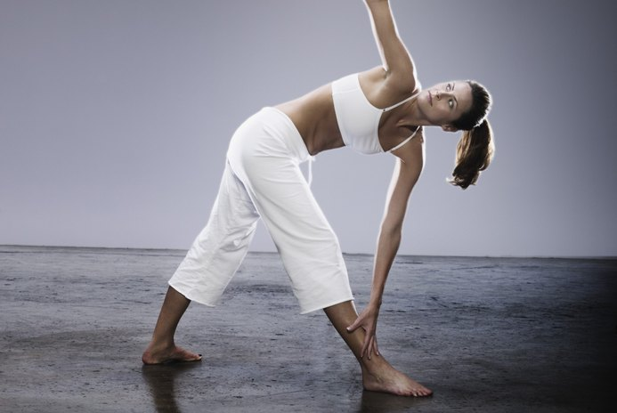 List of Hatha Yoga Postures
