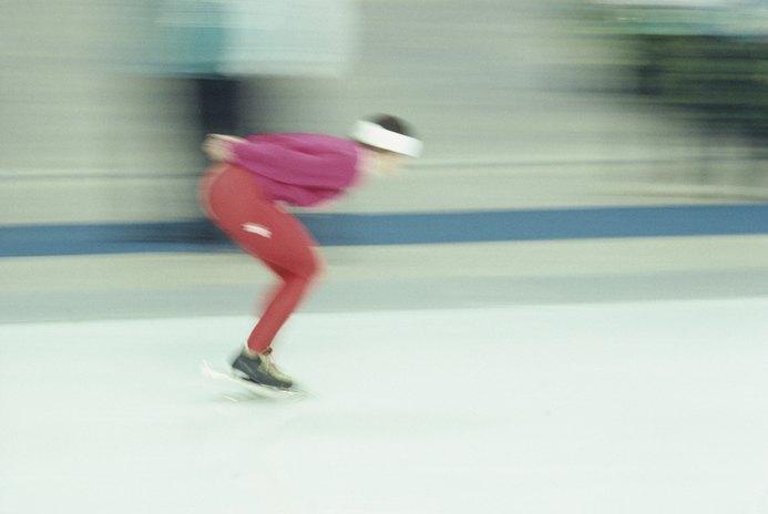 Leg Exercises for Speed Skaters