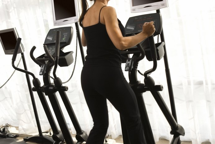 What Is Elliptical Gym Equipment?