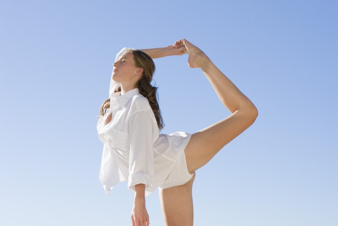 Advanced Power Yoga Poses