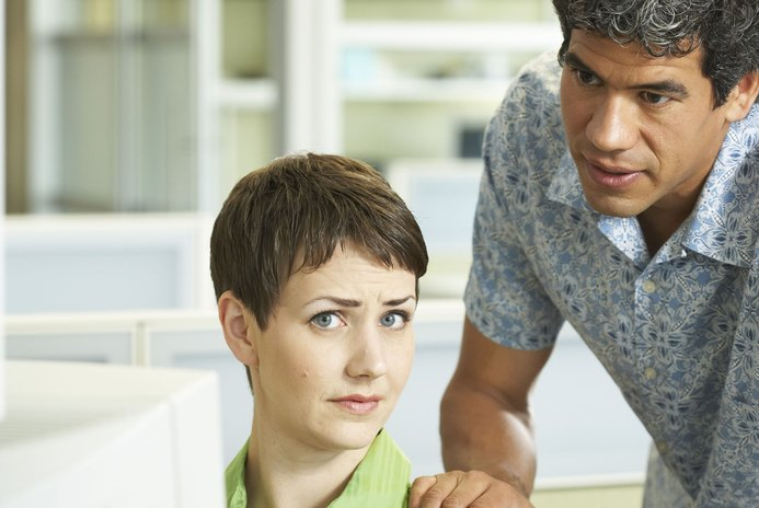 How to Deal With a Manipulative Person on the Job