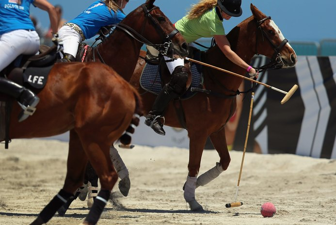How to Grip a Polo Mallet