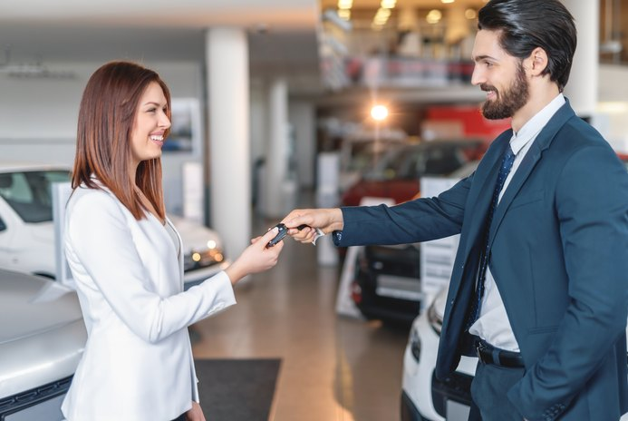 Can I Deduct New Car Sales Tax if It's Financed?