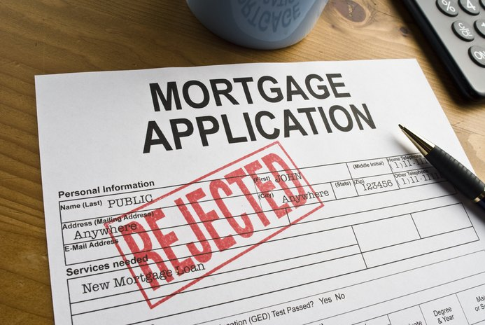 Can Getting Declined on a Mortgage Hurt You?