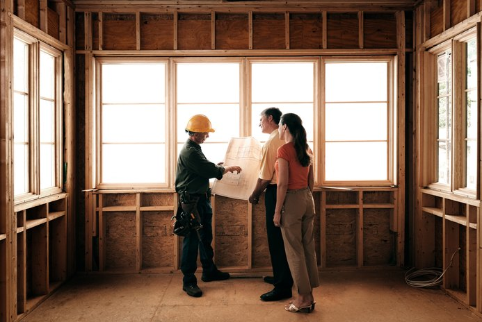 How to Estimate the Home Building Cost Per Square Foot
