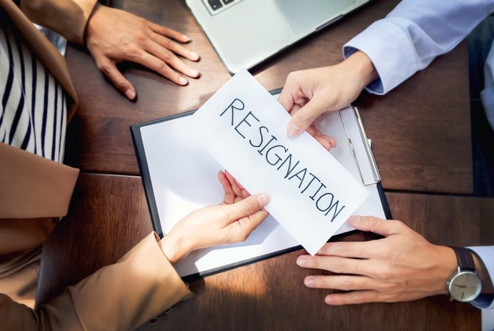 Do I Get My Pension From an Employer After I Resign?
