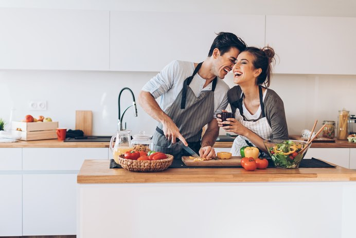 Financial Advantages of Buying a Home If Married