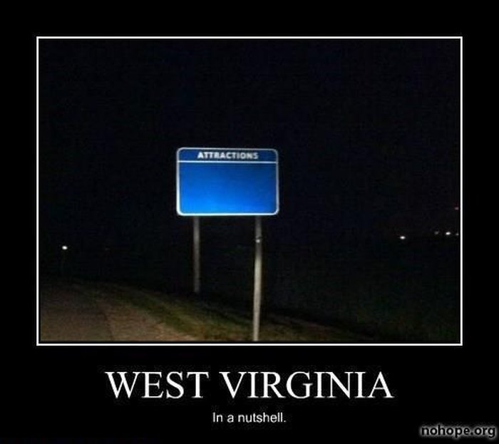 10 Photo Memes And Jokes About West Virginia
