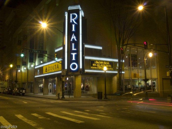 10 Unique Theaters In Georgia