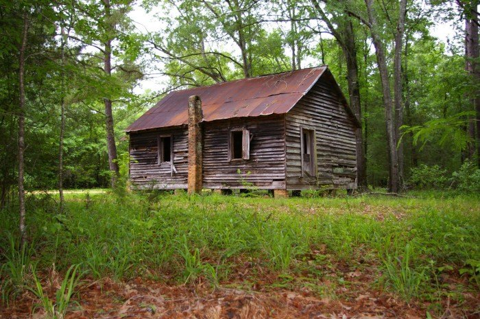 8 Ghost Towns And Abandoned Places In Alabama