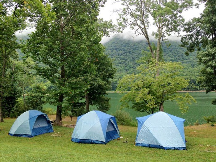 14 Beautiful Campgrounds In Virginia Where You Can Pitch ...