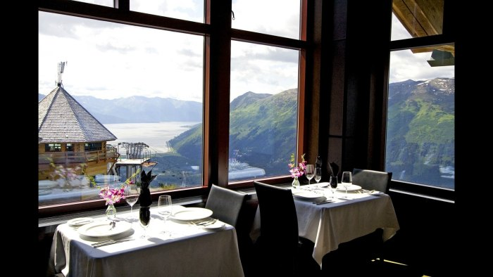 These 10 Restaurants In Alaska Have Jaw Dropping Views While