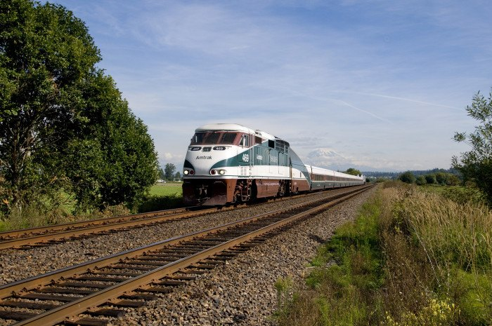 Train Rides In Washington