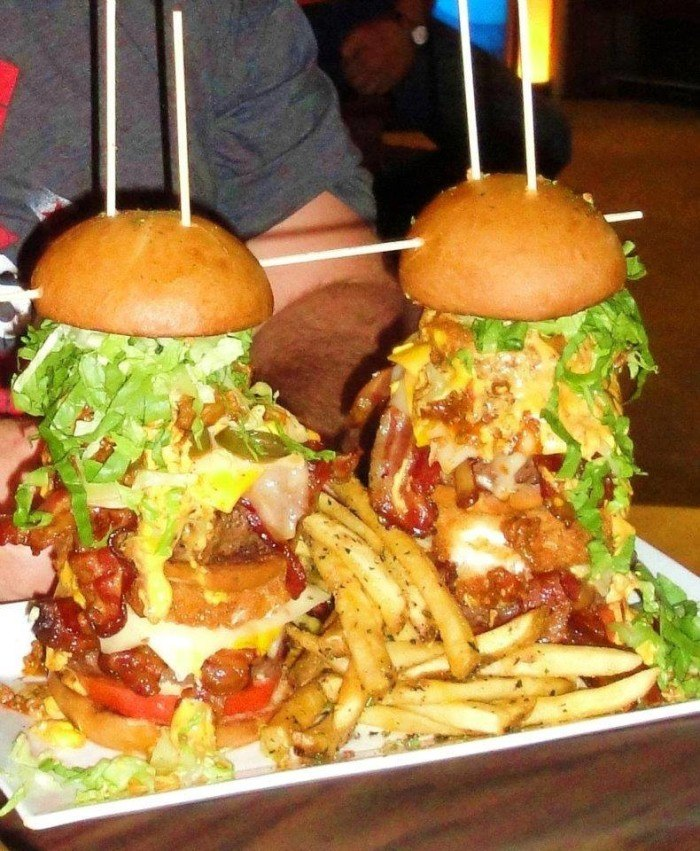 These 7 Restaurants In Florida Have Awesome Food Challenges