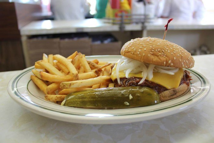 10 Awesome Diners In Indiana on