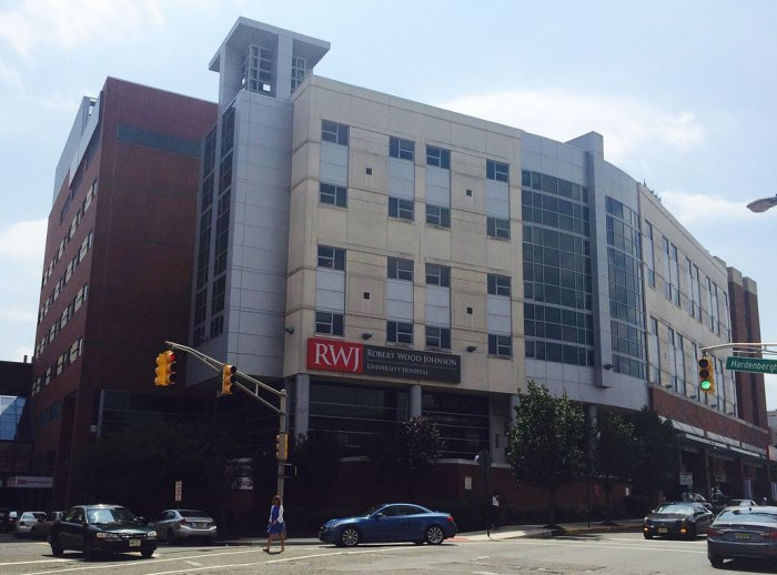 If You're Sick, These 10 Hospitals In New Jersey Are The Best