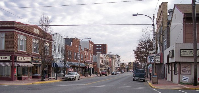 These 12 Towns In New Jersey Have The Best Main Streets