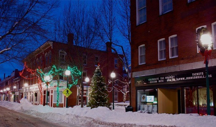 Christmas Town.Here Are The Top 13 Christmas Towns In Maine