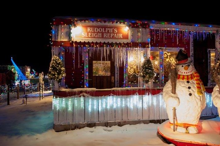 Christmas Ranch Morrow Ohio.The 13 Best Most Incredible Christmas Light Displays In Ohio