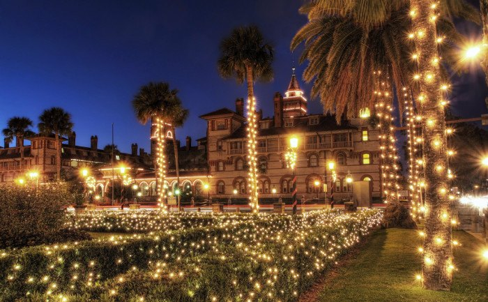 Florida Christmas.Here Are The Top 10 Christmas Towns In Florida