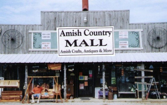 These 7 Places In Tennessee Amish Country Are Unique And Worth Visiting