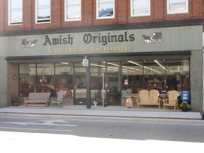 And Amish Originals In Prospect Farmville Offers Beautifully Handcrafted Authentic Furniture