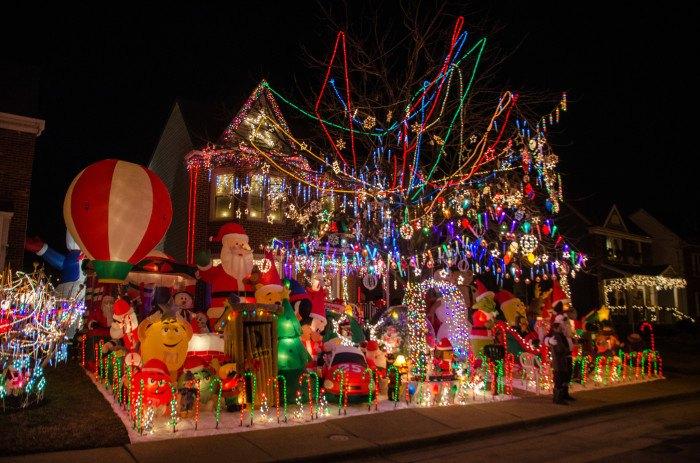 Christmas Lighting Richmond Va.13 Houses In Virginia With Incredible Christmas Lights