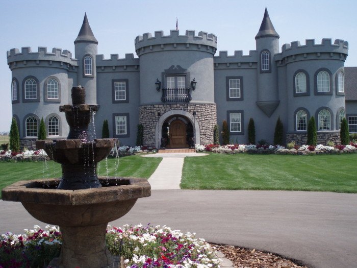 Castles in Idaho