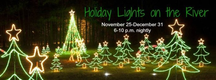Holiday Light Festivals In South Carolina