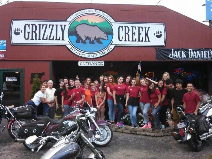 Grizzly Creek Restaurant Best Burgers SD
