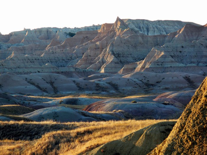 Badlands Jaw Dropping Places SD